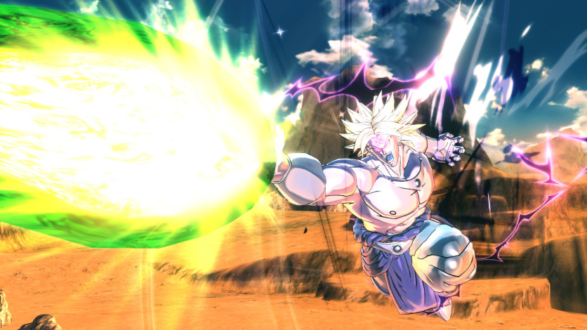 Screenshot 7 - Dragon Ball Xenoverse 2 - Season Pass