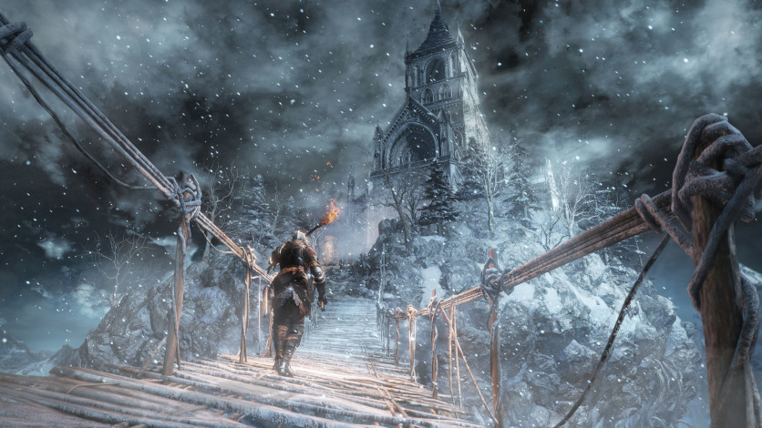 Screenshot 9 - DARK SOULS III - Ashes of Ariandel