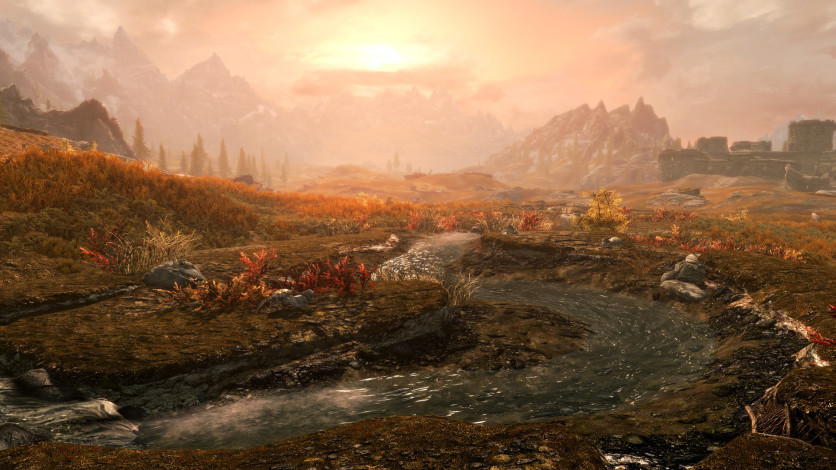 Screenshot 2 - The Elder Scrolls V Skyrim: Special Edition