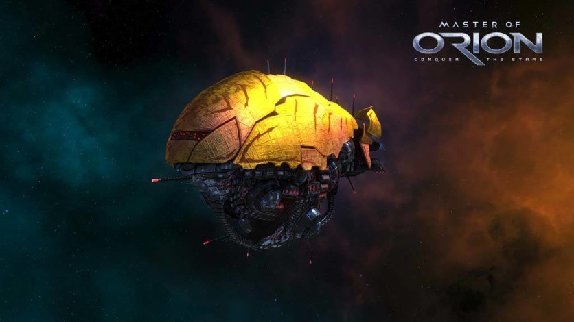 Screenshot 4 - Master of Orion