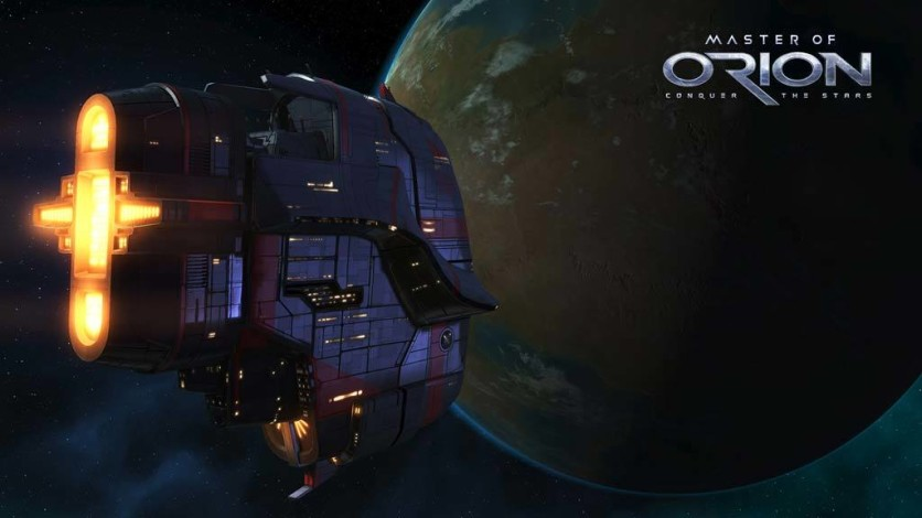 Screenshot 2 - Master of Orion