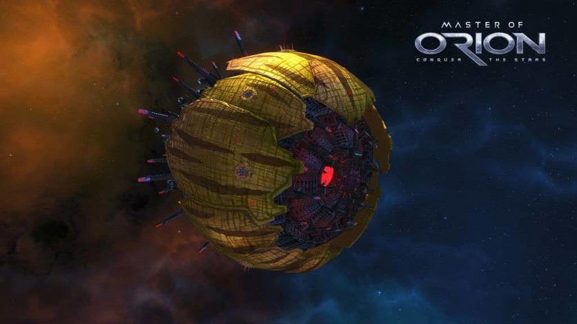 Screenshot 5 - Master of Orion