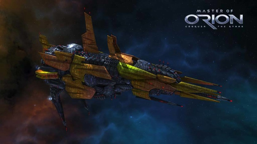 Screenshot 3 - Master of Orion