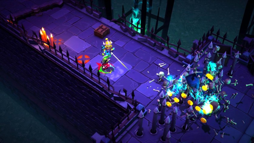 Screenshot 11 - Super Dungeon Bros