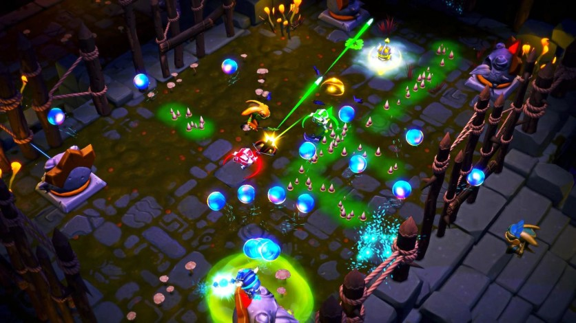 Screenshot 14 - Super Dungeon Bros