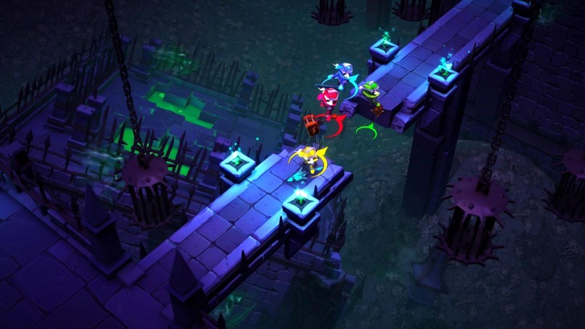 Screenshot 9 - Super Dungeon Bros