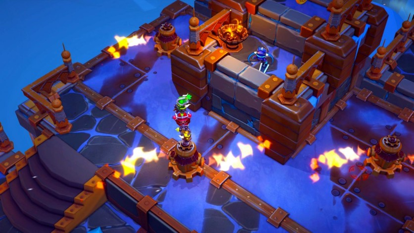 Screenshot 4 - Super Dungeon Bros
