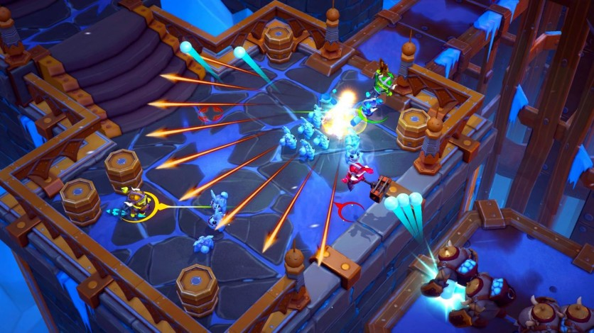 Screenshot 2 - Super Dungeon Bros