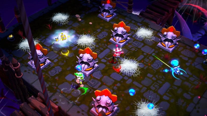 Screenshot 18 - Super Dungeon Bros