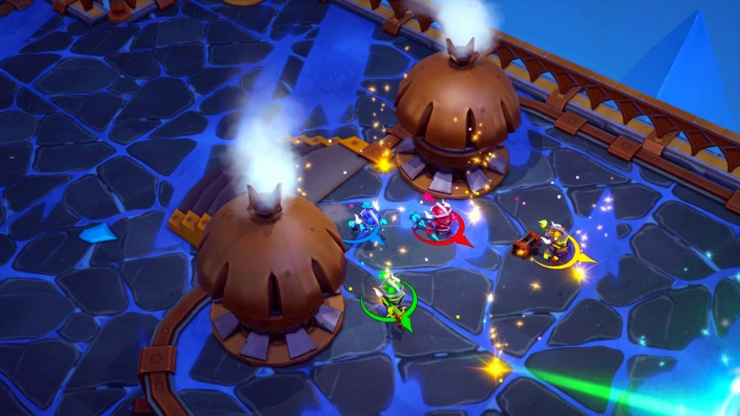 Screenshot 3 - Super Dungeon Bros