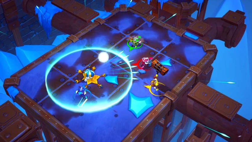 Screenshot 5 - Super Dungeon Bros