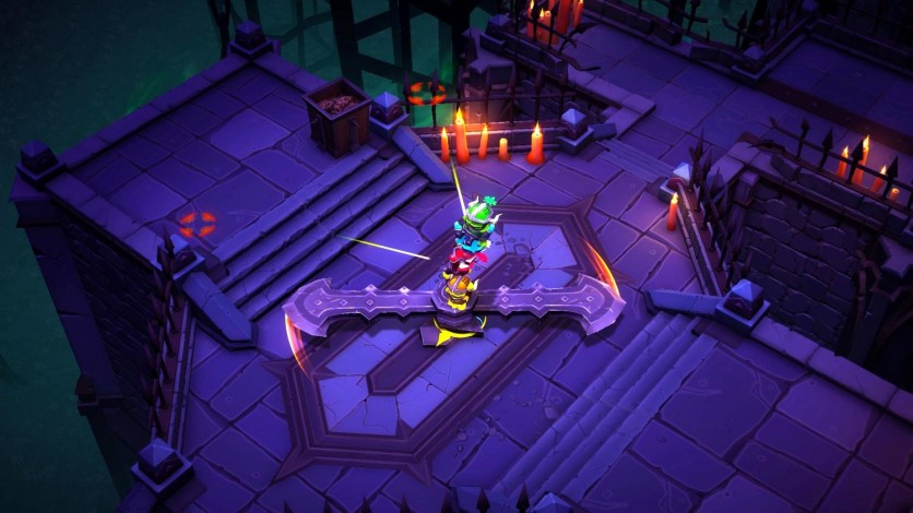 Screenshot 10 - Super Dungeon Bros