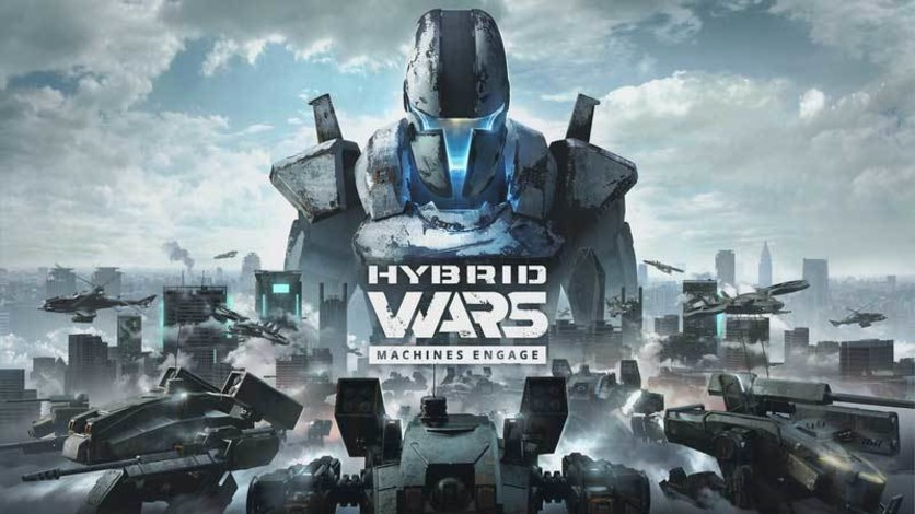 Screenshot 5 - Hybrid Wars - Season Pass