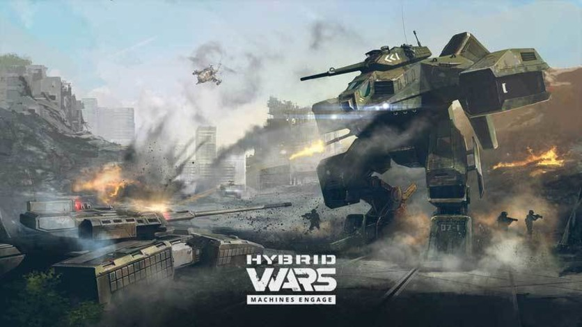 Screenshot 4 - Hybrid Wars - Season Pass
