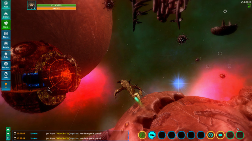 Screenshot 9 - Nebula Online