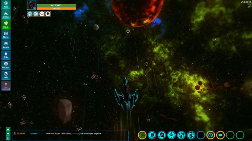 Screenshot 13 - Nebula Online