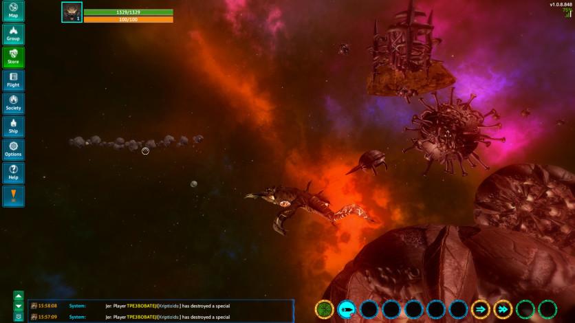 Screenshot 10 - Nebula Online