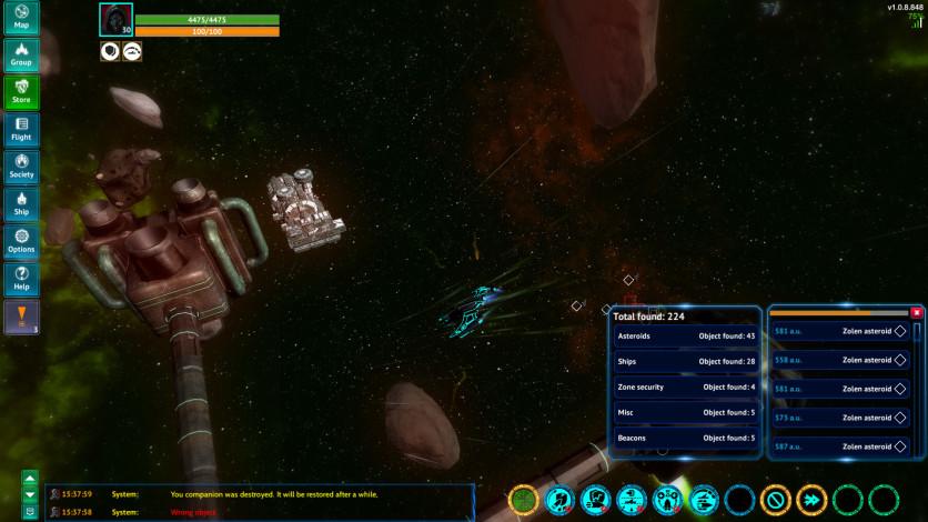 Screenshot 7 - Nebula Online