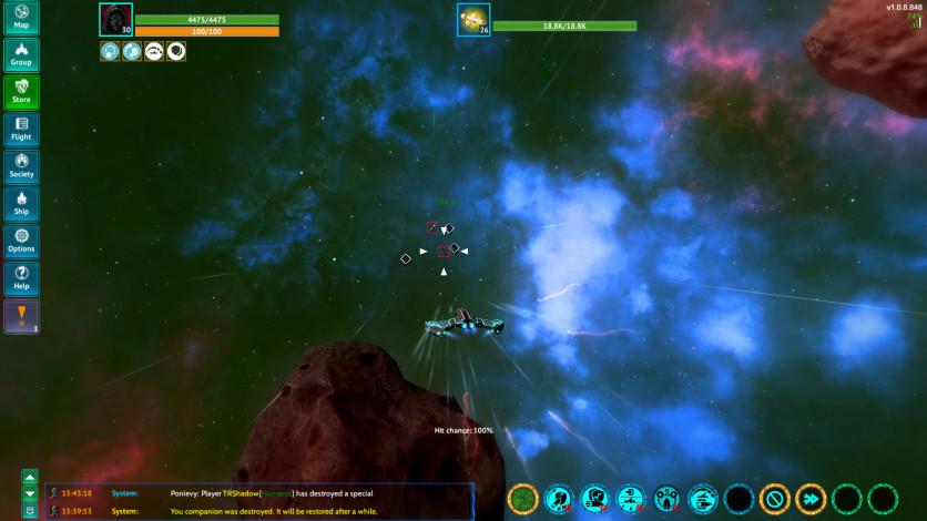 Screenshot 15 - Nebula Online