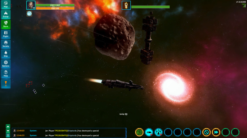 Screenshot 11 - Nebula Online