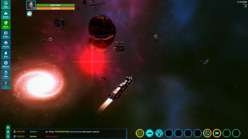 Screenshot 12 - Nebula Online