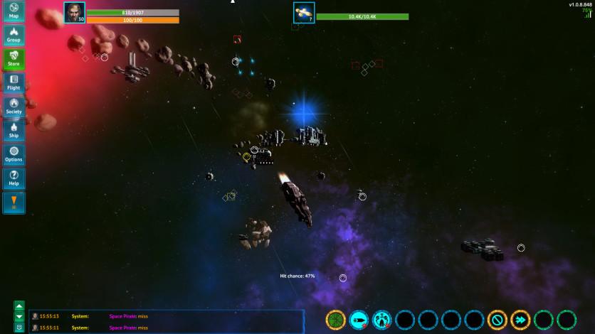 Screenshot 5 - Nebula Online