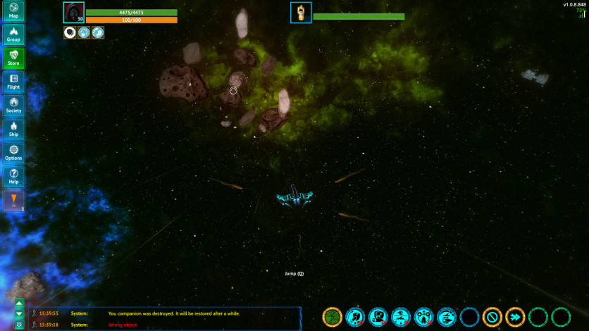 Screenshot 8 - Nebula Online