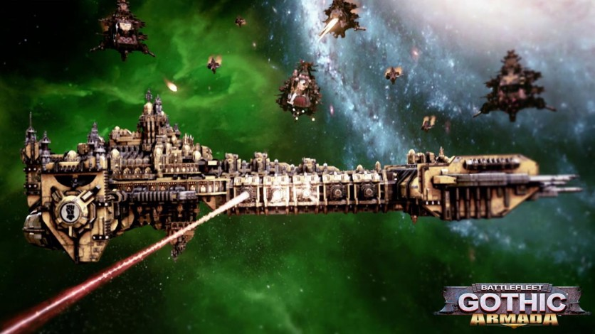 Screenshot 2 - Battlefleet Gothic: Armada - Space Marines