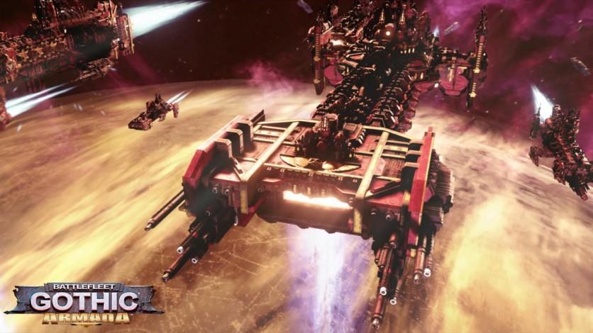 Screenshot 3 - Battlefleet Gothic: Armada - Space Marines