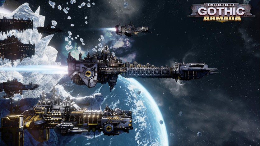 Screenshot 4 - Battlefleet Gothic: Armada - Space Marines