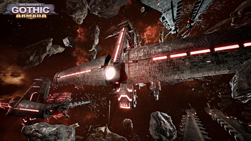 Screenshot 2 - Battlefleet Gothic: Armada - Tau Empire