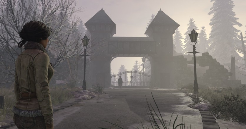 Screenshot 1 - Syberia 3 - Deluxe Edition