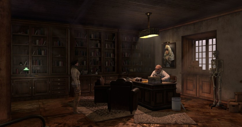 Screenshot 6 - Syberia 3 - Deluxe Edition