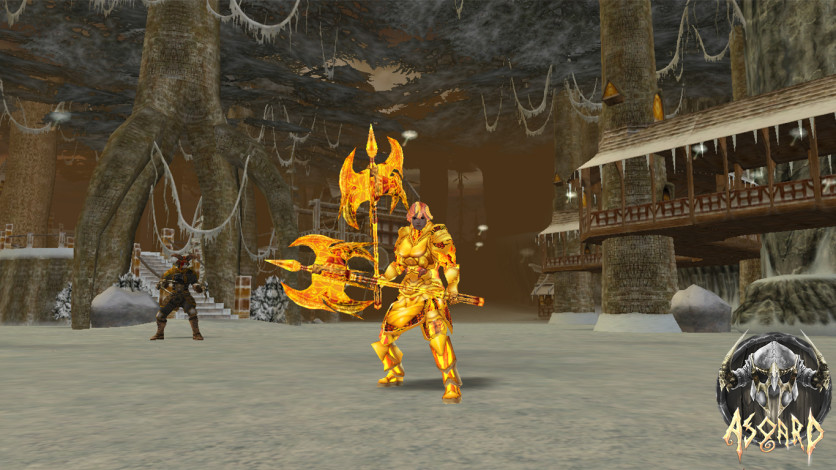 Screenshot 18 - Supreme Destiny: Asgard HD Edition
