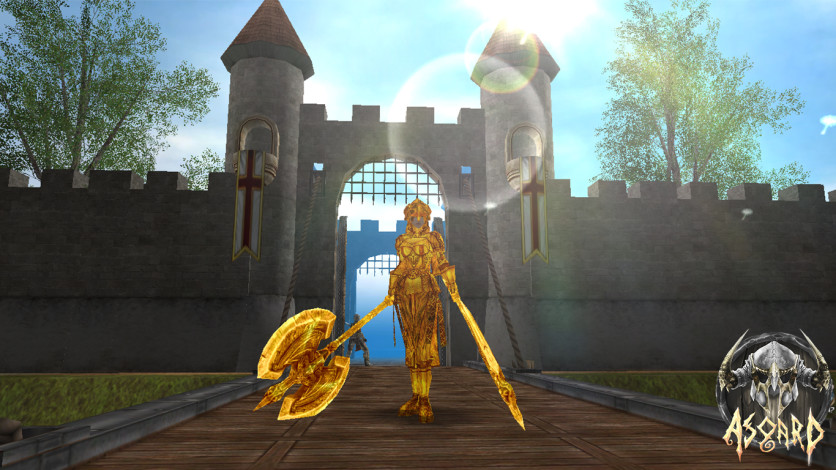 Screenshot 6 - Supreme Destiny: Asgard HD Edition