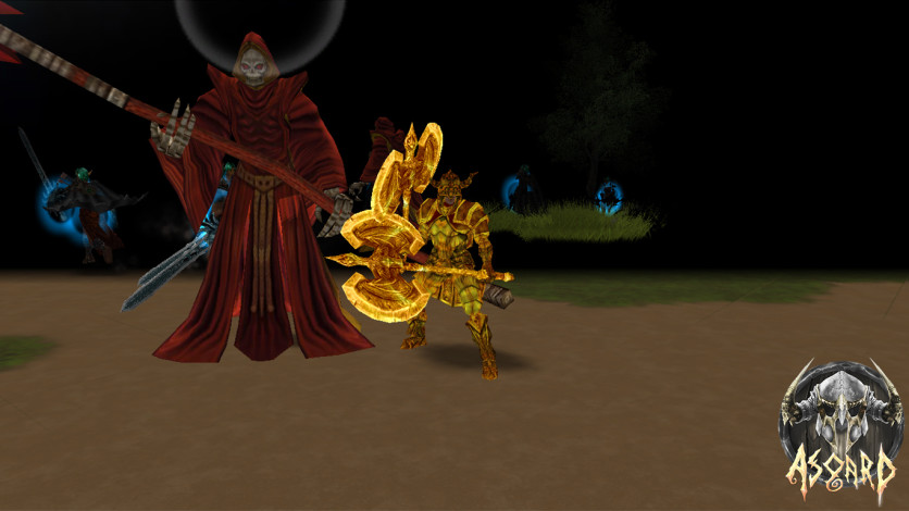 Screenshot 10 - Supreme Destiny: Asgard HD Edition