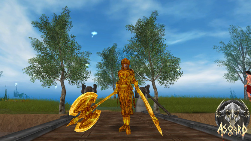 Screenshot 5 - Supreme Destiny: Asgard HD Edition