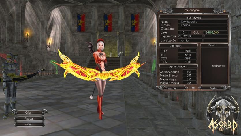 Screenshot 13 - Supreme Destiny: Asgard HD Edition
