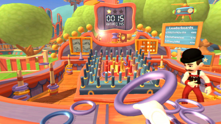 Screenshot 5 - Carnival Games - VR
