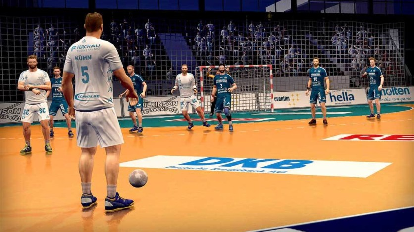 Screenshot 3 - Handball 17