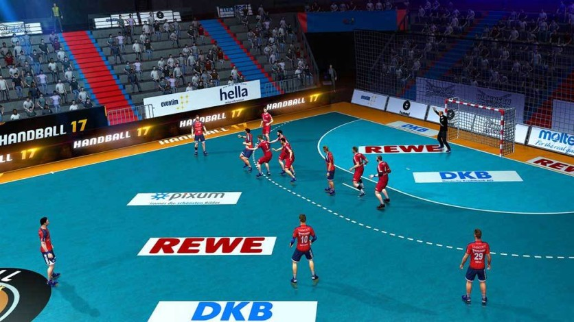 Screenshot 10 - Handball 17