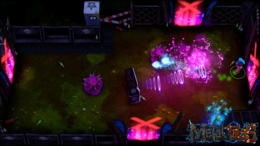 Screenshot 7 - Metal Tales: Fury of the Guitar Gods