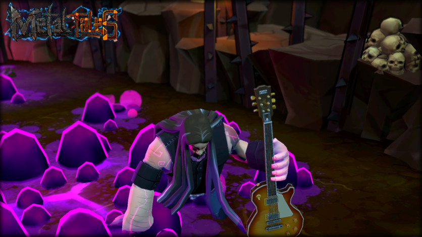 Screenshot 10 - Metal Tales: Fury of the Guitar Gods