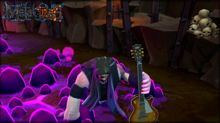 Screenshot 10 - Metal Tales: Fury of the Guitar Gods