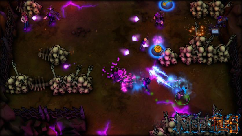 Screenshot 6 - Metal Tales: Fury of the Guitar Gods