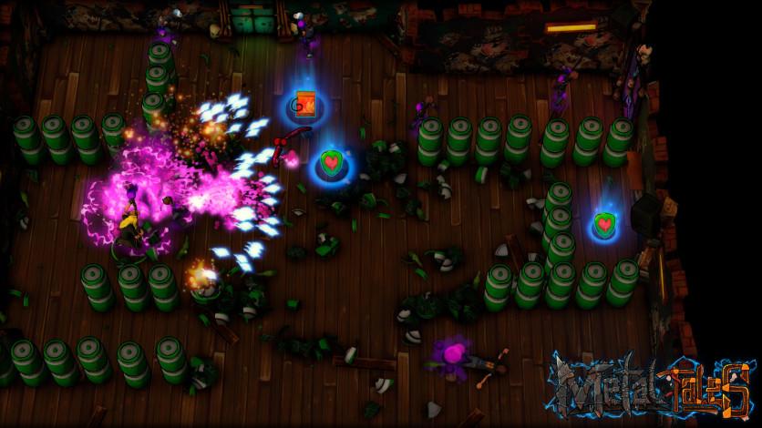 Screenshot 13 - Metal Tales: Fury of the Guitar Gods