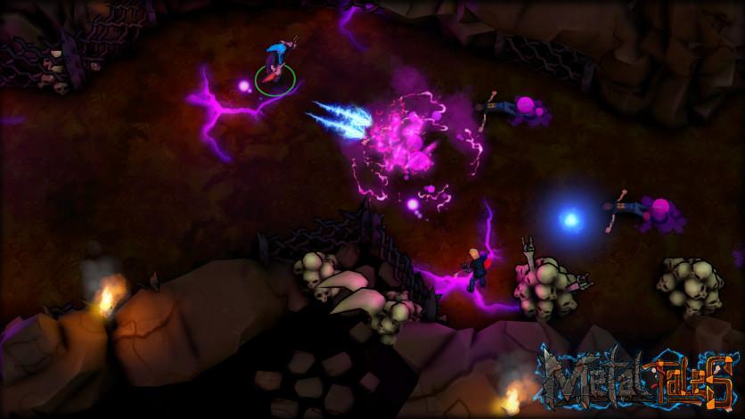 Screenshot 12 - Metal Tales: Fury of the Guitar Gods