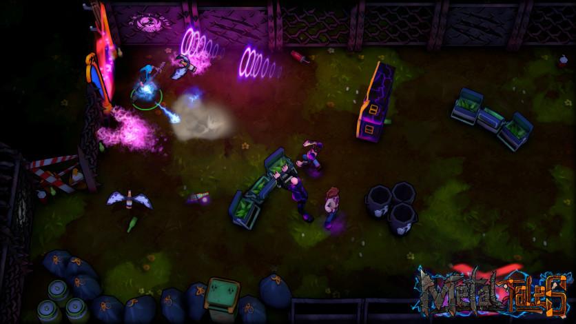 Screenshot 14 - Metal Tales: Fury of the Guitar Gods
