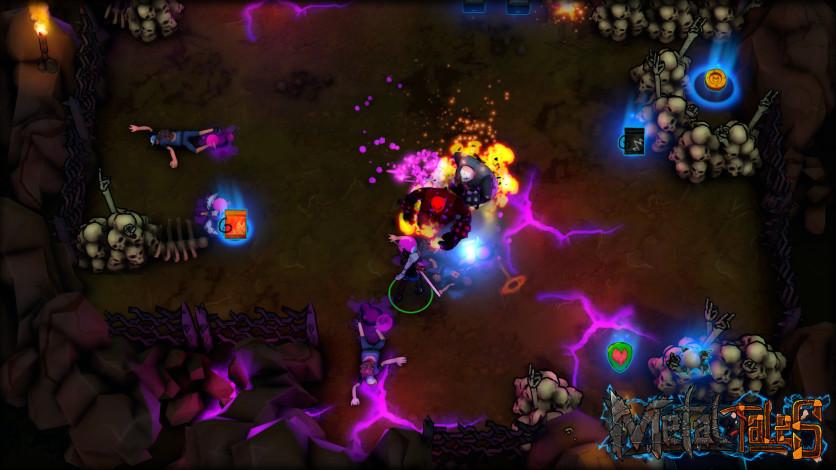 Screenshot 15 - Metal Tales: Fury of the Guitar Gods
