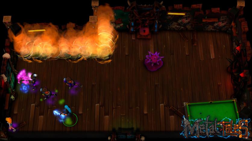 Screenshot 8 - Metal Tales: Fury of the Guitar Gods